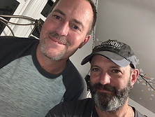 Geof and Rob
