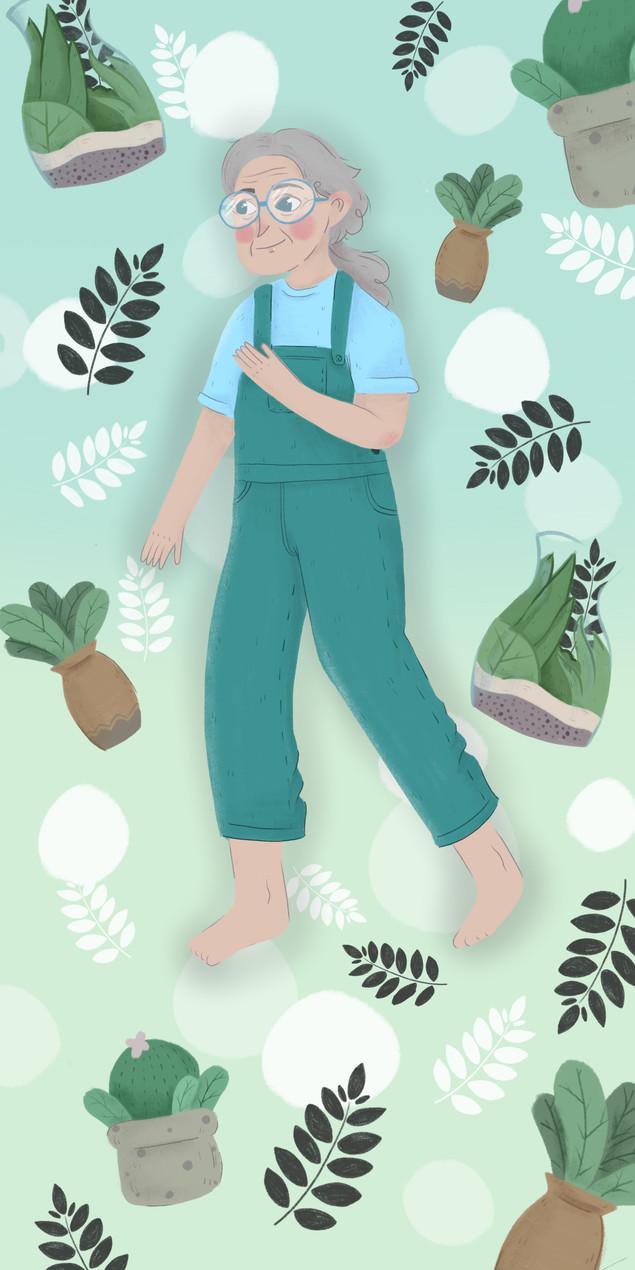 RHS Succulent