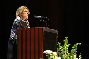 Minister Honourable Lena Metlege Diab.jp