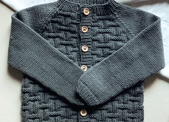 Lavrans cardigan junior