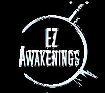 EZ Awakenings logo for circle icons brig