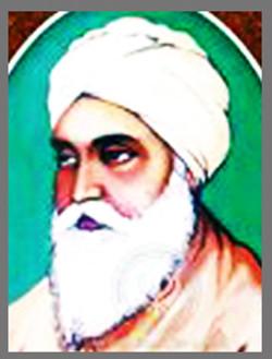 Sant Baba Aaya Singh ji Hoti Mardhan