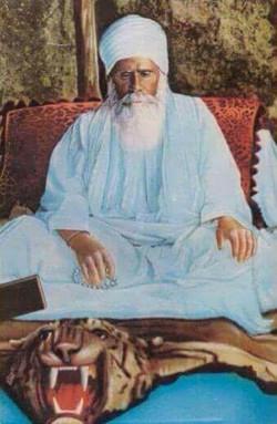 Sant Baba Nand Singh Ji Nanaksar