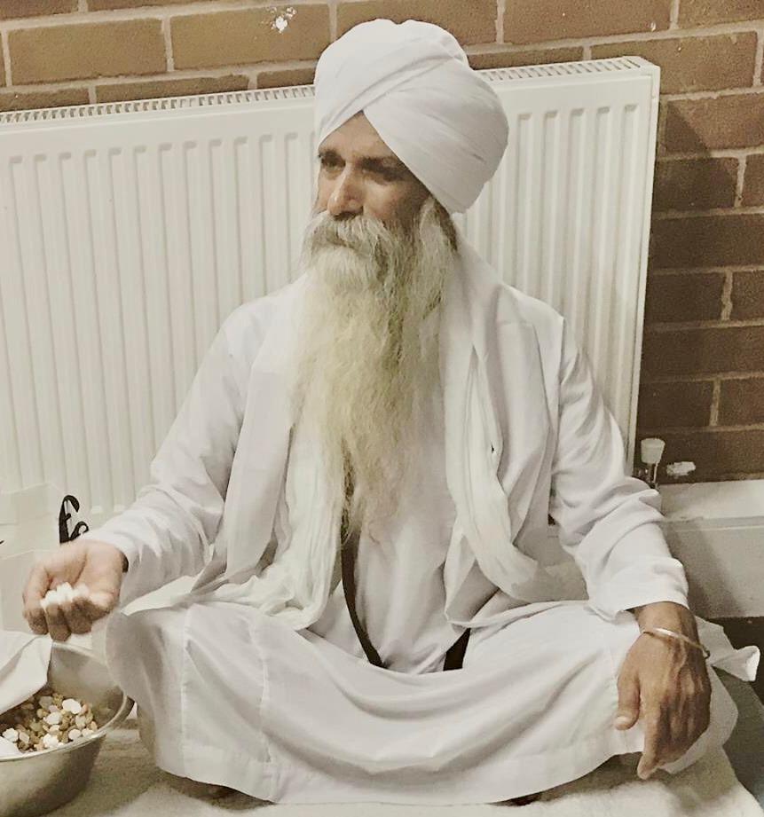 Sant Baba Jagjit Singh Ji Harkhowal