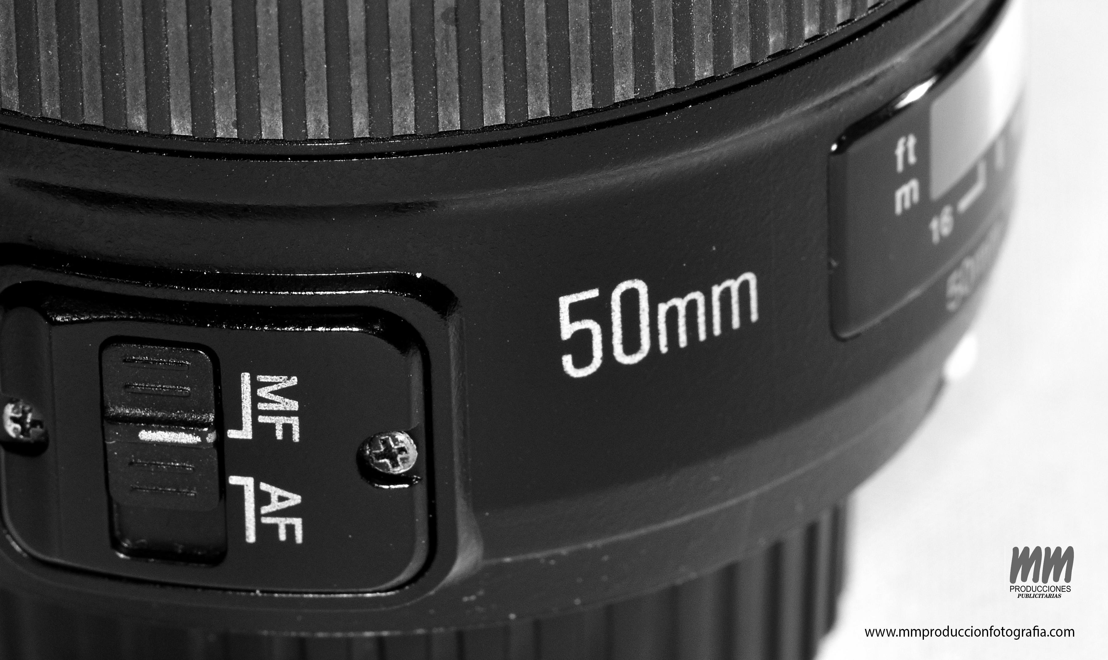 lente 50mm 2