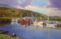 Boats at Fahan
