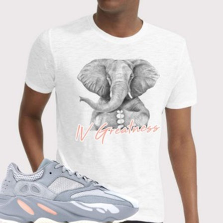 Shoot 4 Greatness White Unisex T-shirt Style 18