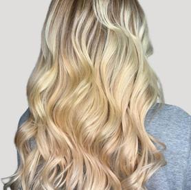 Blonde Color by Marcela