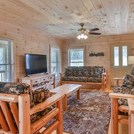 Corporate retreat in the Smoky Mountains