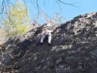 Rock Climbing at Camp BIG