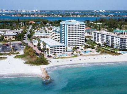 Lido Beach Resort, Sarasota