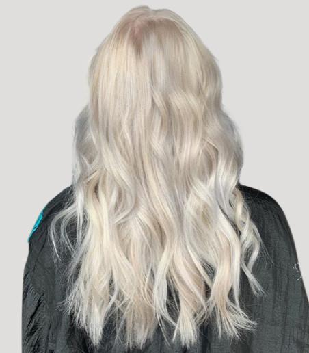 Platinum Blonde by Marcela
