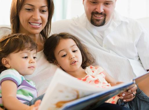 11 Ways a Parent Can Help Their Children Read