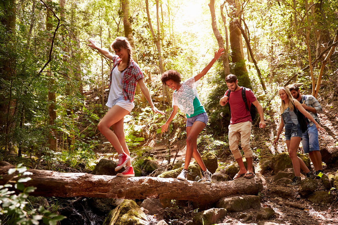 Camp BIG spreads across 150 acres of pristine North Carolina nature