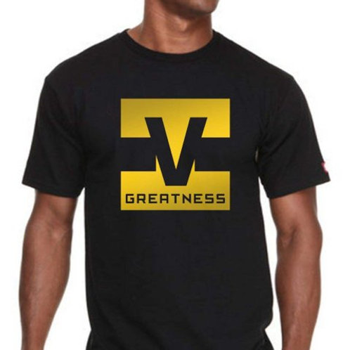 Shoot 4 Greatness Black Unisex T-shirt Style 05