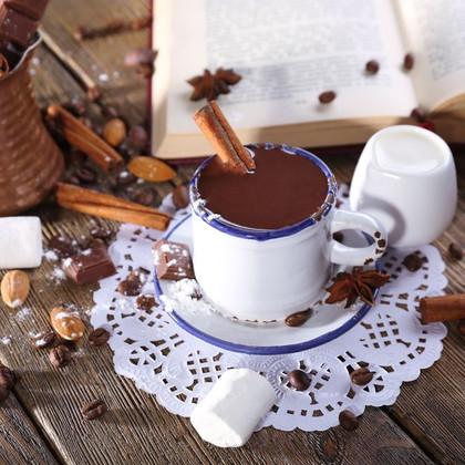 Čari vruće čokolade