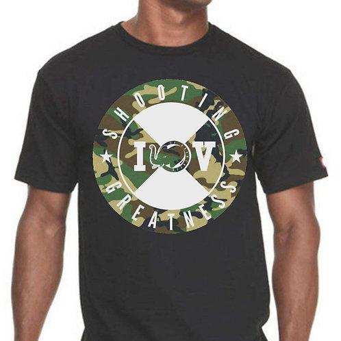 Black Unisex T-shirt Style 21