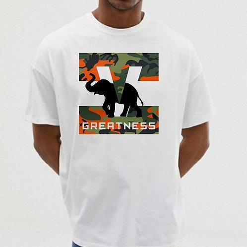White Unisex T-shirt Style 24