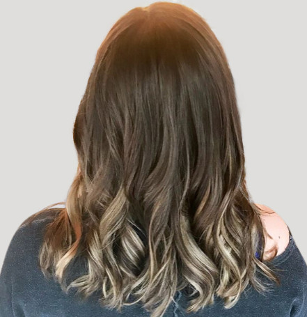 Classic Ombre, Cut & Style by Kelli
