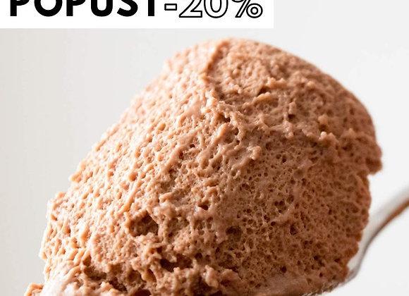 Mousse smjesa: Čokolada