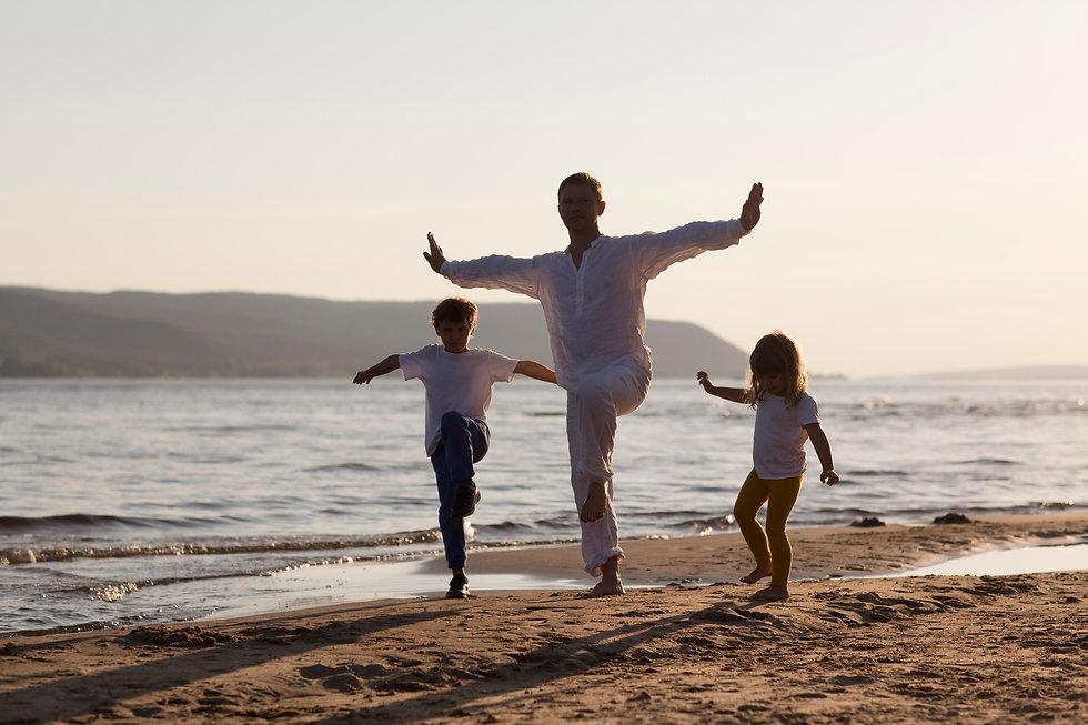 Family Taichi on the Beach.jpg
