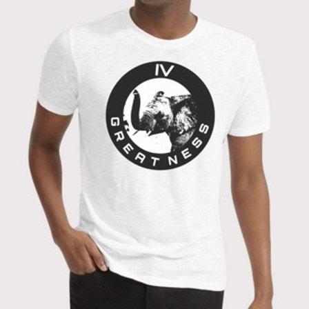 Shoot 4 Greatness White Unisex T-shirt Style 15