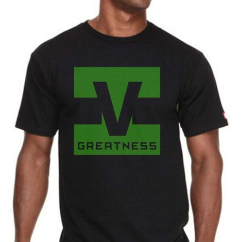 Shoot 4 Greatness Black Unisex T-shirt Style 09