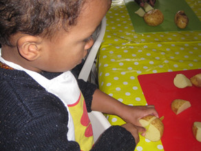 Black History Month Cooking Session at Walthamstow Toy Library