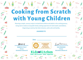Training Taster - Kids Cooking and Activities Kids Kitchen Style...