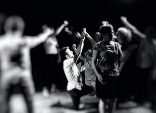 C'ETAIT AUX COURS THEATRE DES 3 SINGES