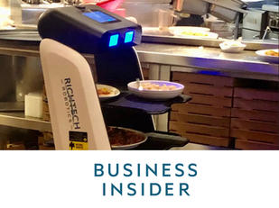 California Pizza Kitchen Is Quietly Testing A Dining Room Robot Amid A National Labor Crisis That Is Forcing More...