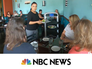 California Restaurant Turns To Sassy Robot For Extra Help As It Struggles To Hire Workers