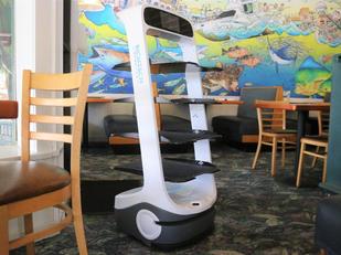 OC Restaurant Uses Robot Amid Staff Shortage