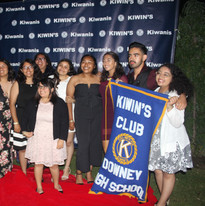 New Board Inducted at the Yearly Banquet