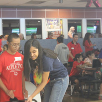 Special Olympics-Bowling