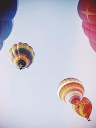 伊豆半島 アクティビティ 熱気球