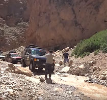 Marrocos - GORGES DU JAFFAR Abril 2015 -