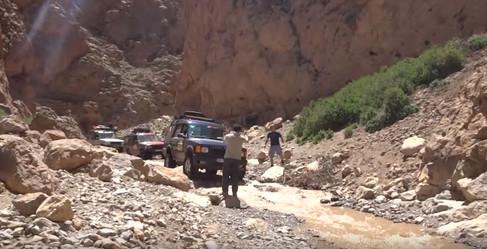 Marrocos - GORGES DU JAFFAR