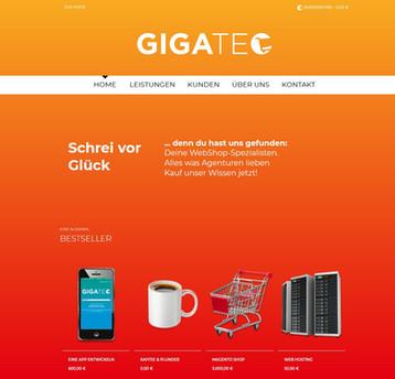 Spezialität: E-Commerce