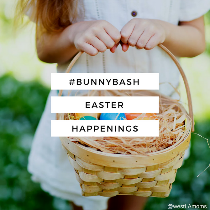 #BunnyBash | Easter Happenings!
