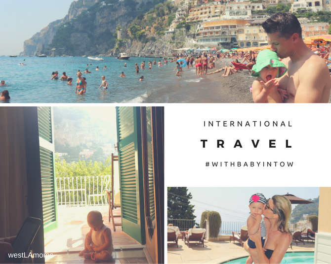 International Travel with #babyintow | Hotels
