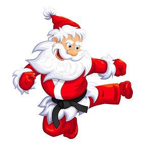 santa-claus-jumping-kick-martial-arts-ki
