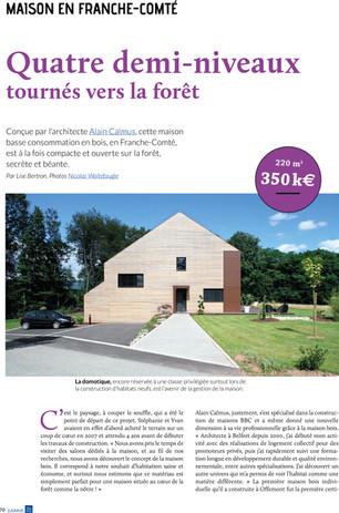 publication Eco Maison