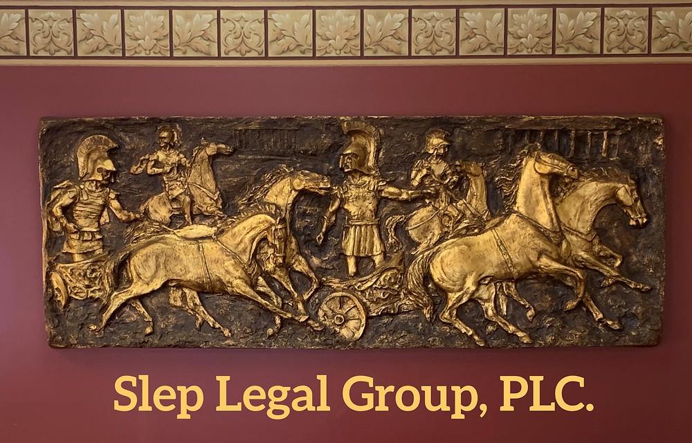 Attorney Ryan Slep - Ex- Prosecutor fighting for you!