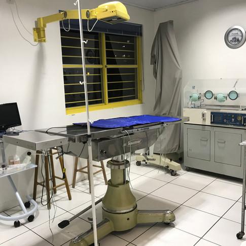 Cirurgia não contaminada
