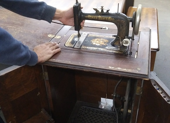 Baraboo - Antique Sewing Machine
