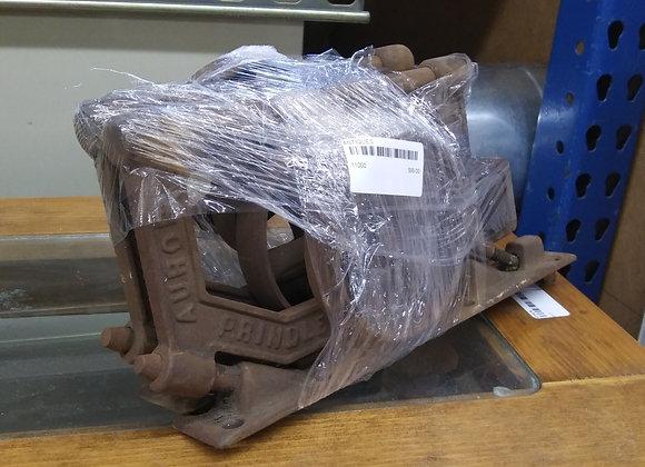 Baraboo - Antique Prindle mortise hardware