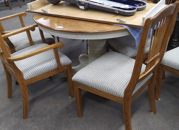 Baraboo - Dining Set - Table and 6 chairs
