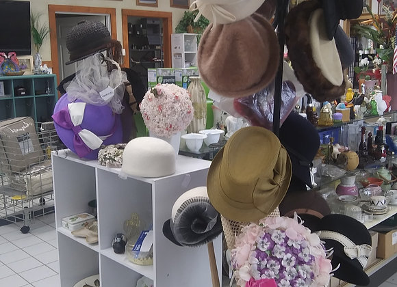 Baraboo - Hats!