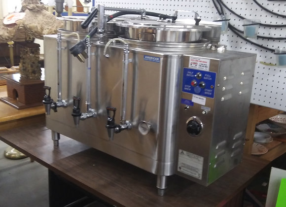 Baraboo - double sided commercial coffee machine